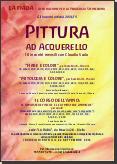 Incontri artistici 2014/15: Pittura ad Acquerello (Adulti e Bambini)